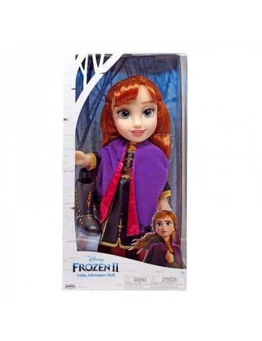 Frozen 2 Anna Vestido De Viaje (35 Cm)