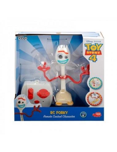 Toy Story 4  Forky Radiocontrol Por Inf