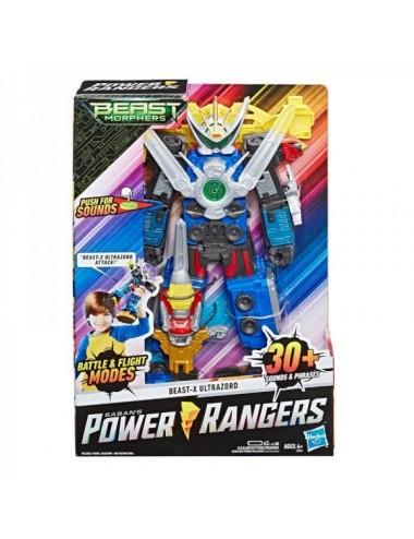 Power Rangers Beast X Ultrazord
