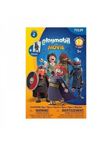 Sobre Figura Playmobil The Movie Serie 2