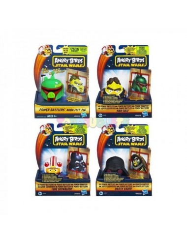 ANGRY BIRDS MB POWER BATTELERS 2493