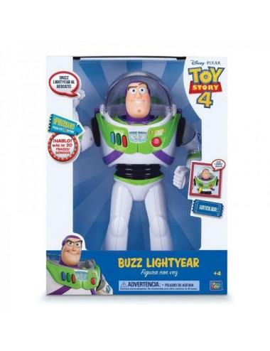 Toy Story Caja Azul Buzz Lightyear Con V