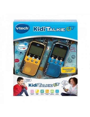Walky Talkie Kidi 6 En 1 De Vtech