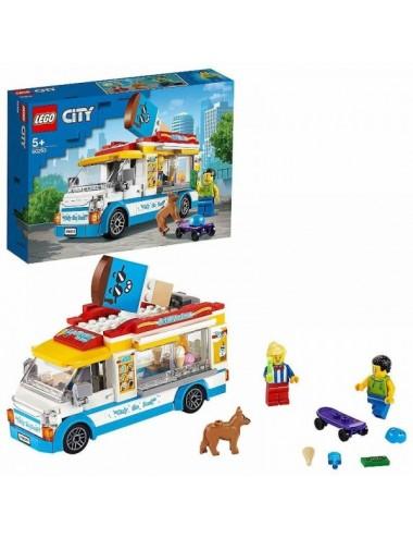 Camión De Los Helados Lego 60253
