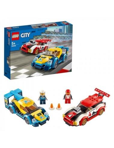 Coches De Carreras Lego 60256