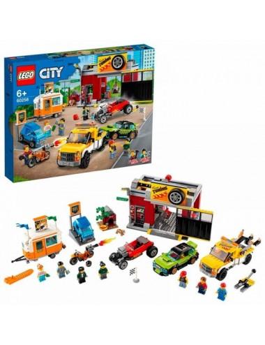 Taller De Tuneo Lego