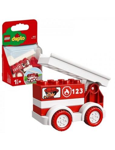Camión De Bomberos Lego 10917