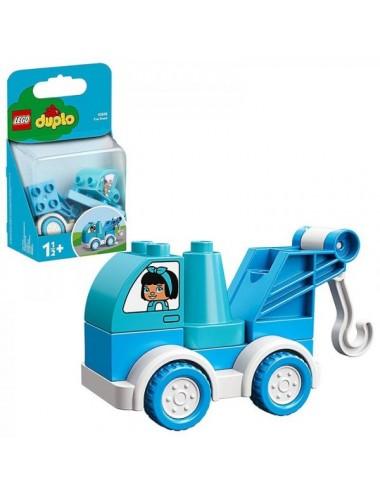 Camión Grúa Lego 10918