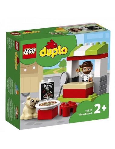 Puesto De Pizza Lego 10927