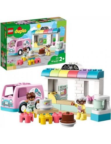 Pasteleria Lego 10928