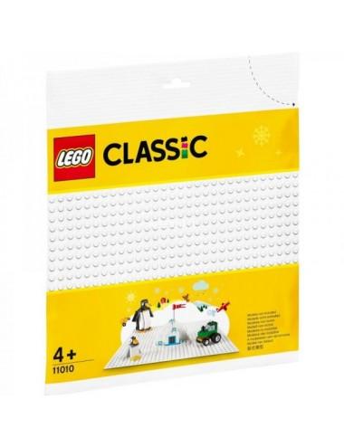 Classic Base Blanca Lego 11010