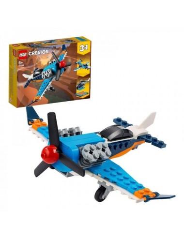 Avion De Helice Lego