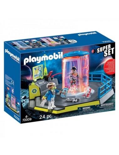 Superset Galaxia De Playmobil 70009