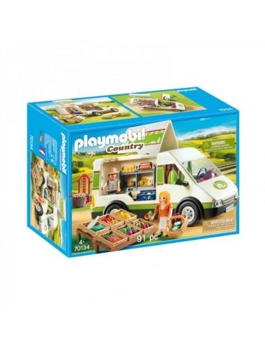 Mercado Movil De Playmobil Country