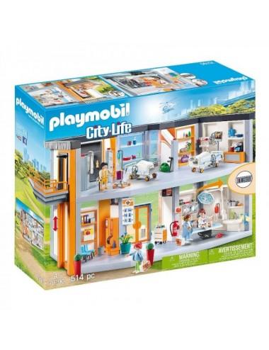 Gran Hospital Playmobil City Life