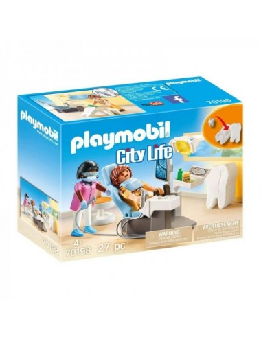 Dentista Playmobil 70198