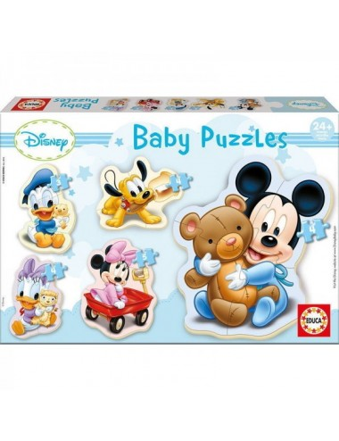 Puzzle Baby Mickey Educa