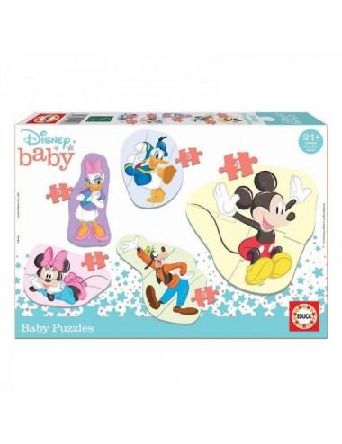 Puzzle Progresivo Baby Mickey & Friends