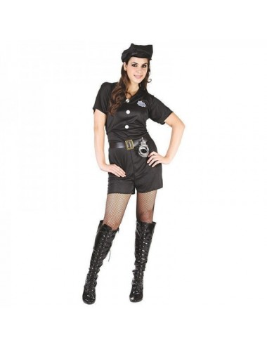 Disfraz Fentoys Mujer Policia Adulto 890