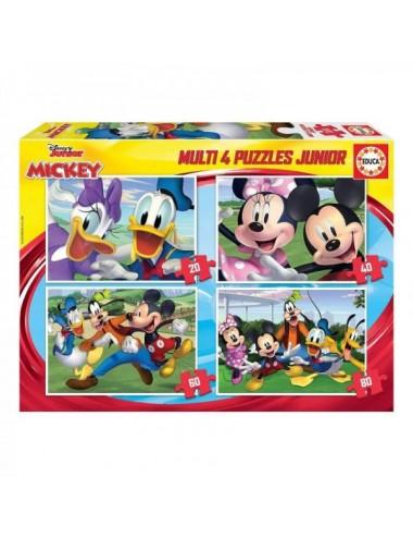 Mickey Y Sus Amigos Multi 4 Junior