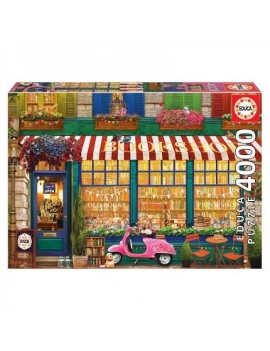 Libreria Vintage Puzzle 4000 Piezas Educ