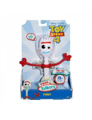 Toy Story 4 Muñeco Forky Parlanchin