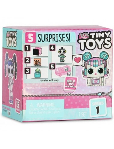 Lol Surprise S7 Tiny Toys  Surtido