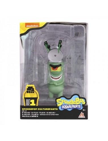 Bob Esponja Figura Plankton