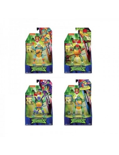 Figuras Rise Of Tmnt Deluxe Wave  4 Mod