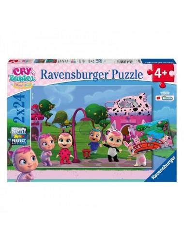 Puzzle Bebés Llorones 24 Piezas Ravensbu