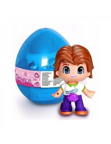 Pinypon  Huevo De Pascua Color Azul
