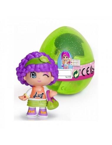 Pinypon  Huevo De Pascua Color Verde
