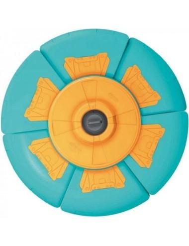 Slider Disc Color Azul