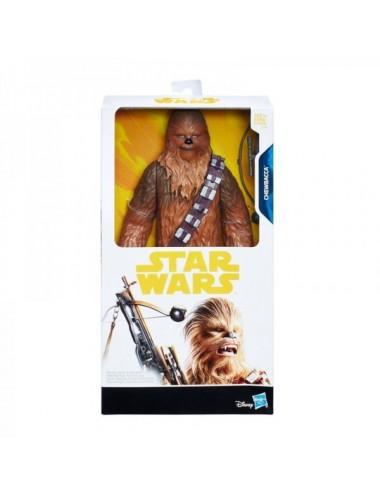 Star Wars  Figura Chewbacca  Titan Del
