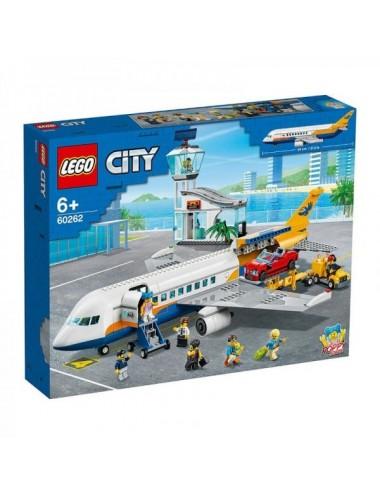 Avion De Pasajeros Lego 60262