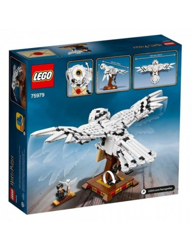 Harry Potter Lechuza Hedwig Lego 75979