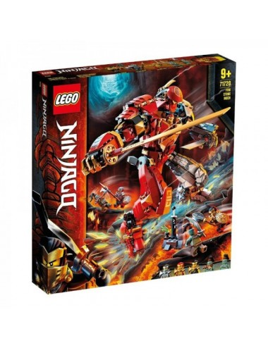 Robot Rocollameante Lego 71720