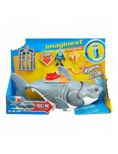 Imaginext Tiburon Megamandibulas