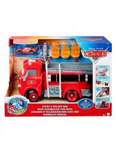 Disney Cars  Camion De Bomberos Acrobai