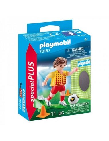 Futbolista De Playmobil 70157