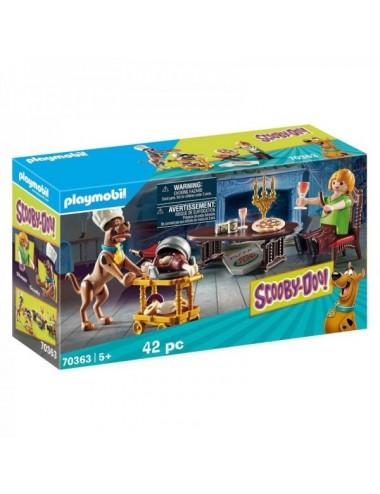 Cena Con Shaggy De Playmobil ScoobyDoo