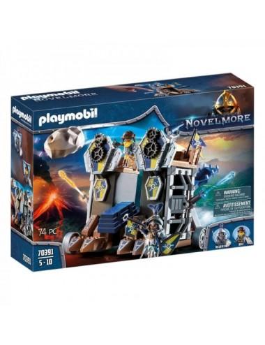 Fortaleza Móvil Novelmore Playmobil 7039