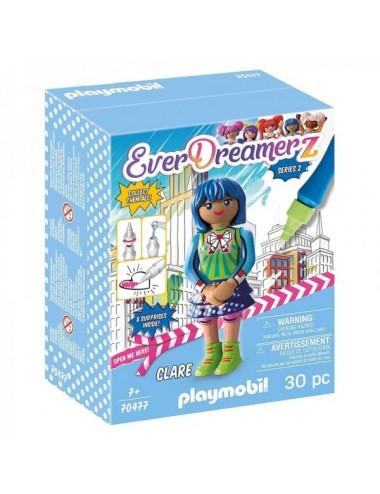 Comic World Clare Playmobil