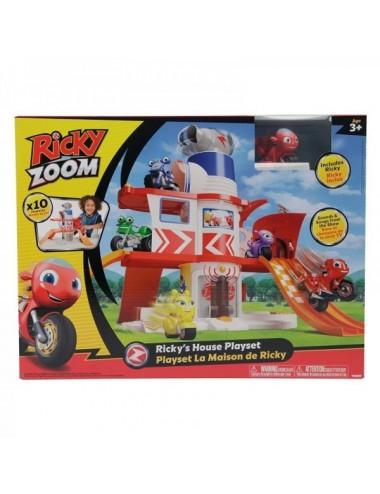 La Mansion De Ricky Zoom De Bizak