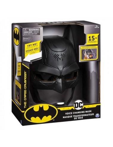 Batman Mascara Cambio Voz