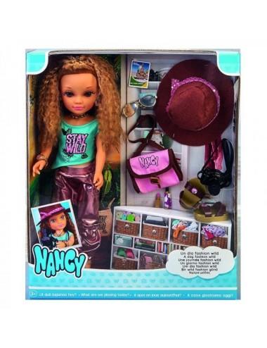 Nancy Fashion Wild Con Nuevo Estilo