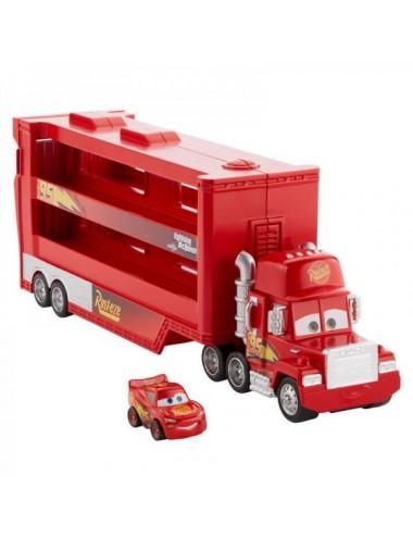 Disney Cars  Camion Transportador Rojo