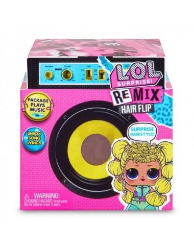 LOL Surprise  Remix Hair Flip  Sorpr