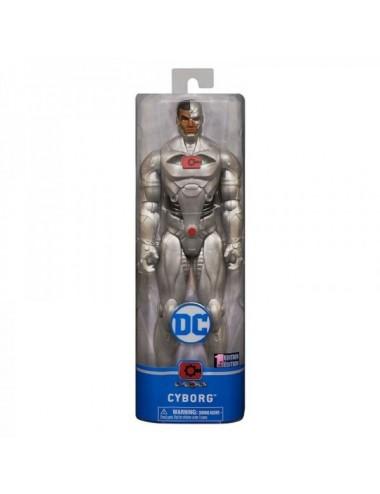 Cyborg Figura Titan Dc Comics De 30 Cm