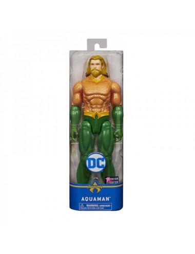 Figuras 30Cm Aquaman Articulada